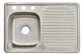 Kitchen Sinks With Drainboards Farmhouse Drainboard Sinks Retro Renovation