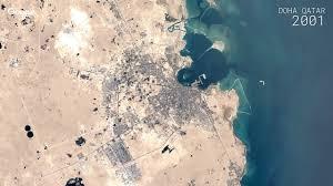 Google Map Miami by Google Timelapse Doha Qatar Youtube