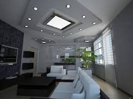 modern ceiling design for living room living room modern design of led for living room square led