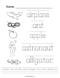 bunch ideas of word tracing worksheets with template