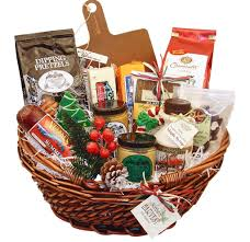 summer sausage gift basket wisconsin gifts for christmas basket northern harvest