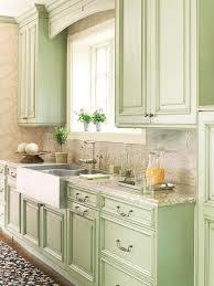 Green Kitchen Cabinets 25 Best Mint Green Kitchen Ideas On Pinterest Mint Kitchen