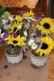 Sunflower Wedding Decorations Wedding Decorations Find Or Advertise Wedding Services In Nova