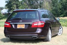 2011 mercedes wagon automotive trends review 2011 mercedes e350 4matic wagon