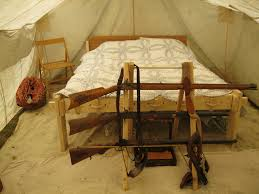 Bobs Furniture Kop by Our Bed And Gun Rack That Bob Made Rendezvous Reenactment