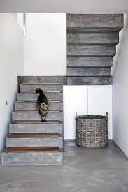16 super cool concrete staircase ideas futurist architecture