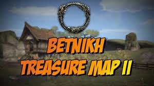 Eastmarch Ce Treasure Map Eso Elder Scrolls Online Betnikh Treasure Map Ii 2 Location