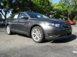 future ford taurus new 2017 ford taurus limited 4dr car in sarasota hg116546