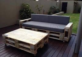 canap fait avec des palettes 10 modèles de canapé à fabriquer avec des palettes de bois aménagez