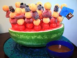 how to make fruit arrangements diy fruit arrangements cookingshorts