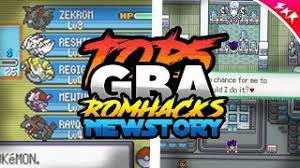 android gba roms best completed gba rom hack with 7 pokemons december