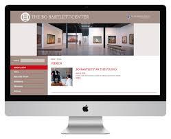 bo bartlett center website phillip collier designs