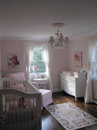 ava u0027s pink and white shabby chic nursery project nursery