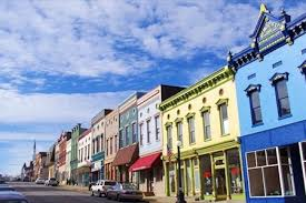 best small towns in america harrodsburg named one of 50 best small town downtowns in america