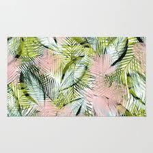 Palm Tree Runner Rug Best 25 Tropical Rug Pads Ideas On Pinterest Green Organics