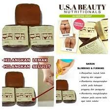 Sabun Usa nor mismayati simple plan product usa slimming firming soap