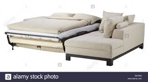 corner couch white corner couch bed isolated on white include clipping path