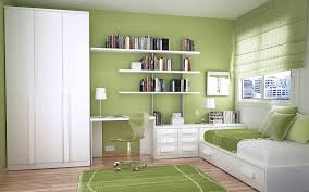 Space Saving Designs For Small Bedrooms Green Study Room And Bedroom Layout Space Saving Ideas For