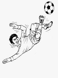 printable soccer player coloring pages realistic coloring pages