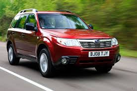 red subaru forester 2015 subaru forester 2008 2013 review autocar