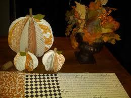 thanksgiving things teresa collins good things utah segment paper thanksgiving pumpkins
