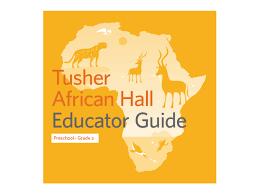 educator exhibit guides california academy of sciences