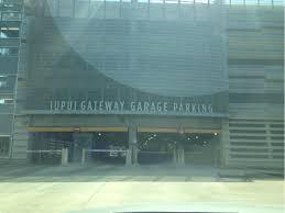 Iupui Map Iupui Gateway Garage Parking Parking In Indianapolis Parkme