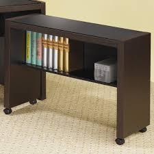 dark cappuccino small desk office desks