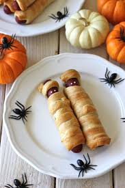 Dog Halloween Party Ideas Best 20 Mummy Dogs Ideas On Pinterest Mummy Dogs Halloween