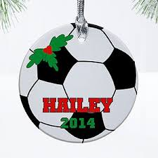 soccer ornaments to personalize 12 best soccer ornaments images on football futbol