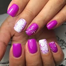 45 warm nails perfect for spring designs nail art nail salons