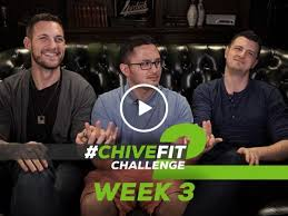 Thechive Challenge Chivefit Challenge Week 3 Recap With The Chive Nation Boys Thechive