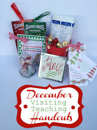 marci coombs december visiting teaching handouts