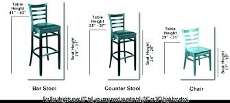 table height bar stools table height bar stools standard bar height table counter heights