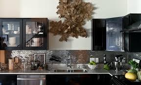 Contemporary Kitchen Backsplashes Backsplash Ideas Kitchen Contemporary With Light Countertop Dark