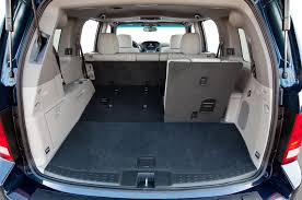 Ford Escape Trunk Space - 2016 ford explorer sport cargo area 2 the rear cargo area of the