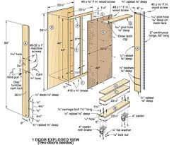 Wooden Garage Storage Cabinets Plans by Cheap Storage Cabinets Plans Roselawnlutheran