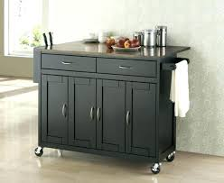 kitchen island with wheels kitchen cart wheels weusedto com