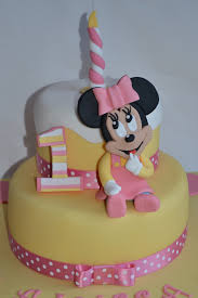minnie mouse 1st birthday cake minnie mouse birthday cake topper image inspiration of cake and
