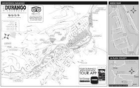 Colorado Political Map by Durango City Mapofficial Tourism Site Of Durango Colorado