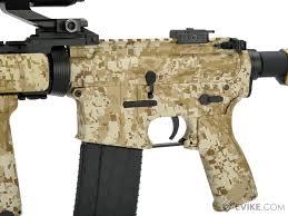 dytac combat series m4a1 cqb with ras ii handguard color digital