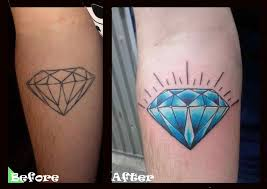 realistic diamonds tattoos monih info