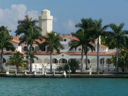 one of many houses on millionaire u0027s row in miami florida homes