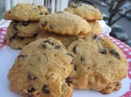 cuisiner citrouille biscuits aux pépites de chocolat et à la purée de citrouille