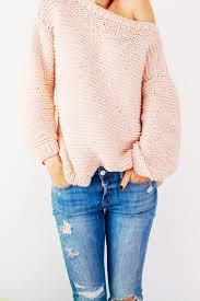 knitted sweater peachy keen oversize knitted sweater allfreeknitting com
