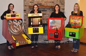coolest 40 homemade pacman costumes for a retro halloween