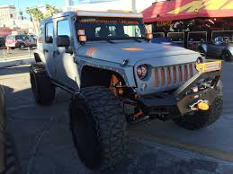 starwood custom battleship gray jeep wrangler jk quadratec