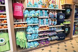 monsters university items now available at the disney parks