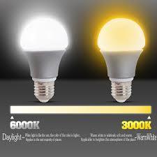 Led Light Bulbs 40 Watt Equivalent by Gds Led A19 Light Bulbs 7 Watt Daylight 5000k Led Home Lighting