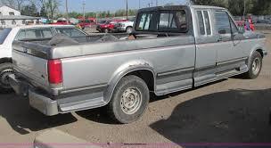 kens truck sales 1987 ford f150 supercab pickup truck item i9678 sold ju